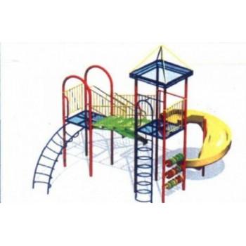 Детский игровой комплекс ДИК 0728